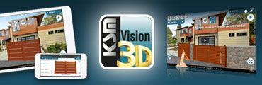 Application KSM Vision 3D